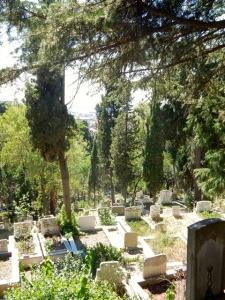 Bülbülderesi Cemetery