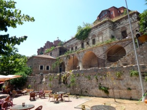 300 year-old mansion of Dimitri Kantemir