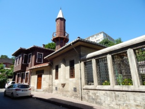 Mosque of Ebu Zer Gıfari, companion of the Prophet