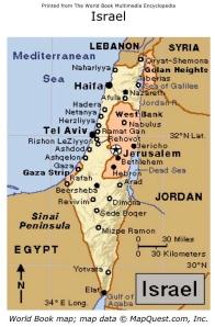 Where do those Palestinians actually live?