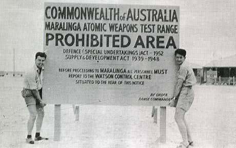 nuclear testing in australia and the Britain's nuclear weapons british nuclear testing uk atmospheric nuclear tests in australia and at christmas island 1952-58 test series test name location date.