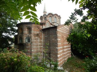 Molla Gürani Mosque (Hagios Theodoros)
