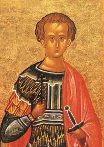 St Polyeuctus, exemplary Christian - and a hard act to follow