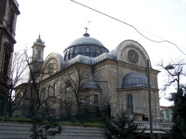 Hagia Triada Orthodox Christian church, Taksim