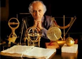 Professor Fuat Sezgin, specialist in Islamic science and technology