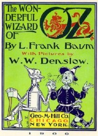 The original Wizard of Oz - an allegory about money?
