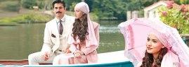 Kamran and Feride - young lovers in 'Çalıkuşu'