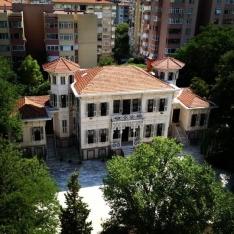 Reşat Paşa's modest summer retreat