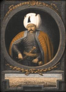 Yavuz Selim - namesake of the controversial new bridge