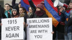 Armenians remember 24 April with greater sorrow