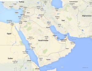 Where to find Yemen