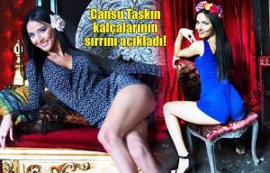 Turkey's 'Kim Kardashian' explains the secret of her buttocks