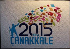 Turkish handcraft marking the centenary