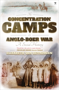 Who invented the concentration camp?