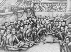Black slaves financing the British industrial revolution