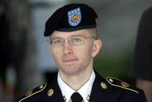 Bradley/Chelsea Manning - shut away for life for telling the truth