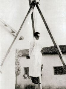 Sad end of a democratically elected Prime Minister, Adnan Menderes  1960