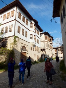Old Ottoman houses in Safranbolu