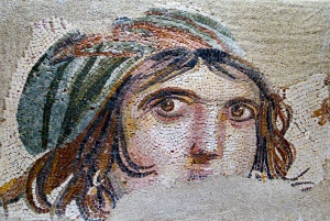 Mosaic from ancient Zeugma