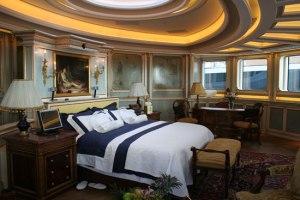 Samar's master bedroom