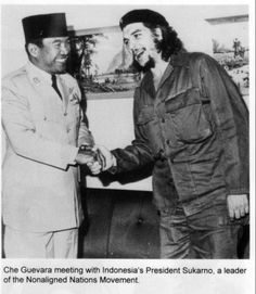 You can see why the Western Alliance would have loved Indonesia's Sukarno