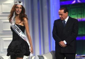 Wouldn't you rather have Berlusconi!