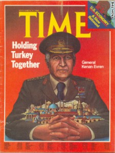 Turkish democracy 1980-style - with US govt approval!