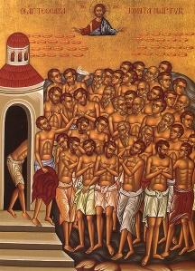 Sivas's 4th century 40 martyrs