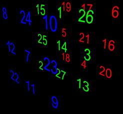 42 magic cube