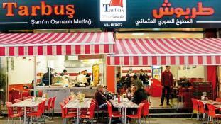 Syrian restaurant