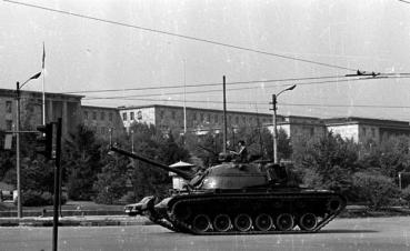 Coup tanks