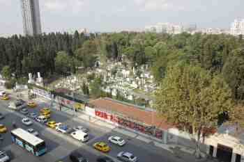 Armenian cemetery 2