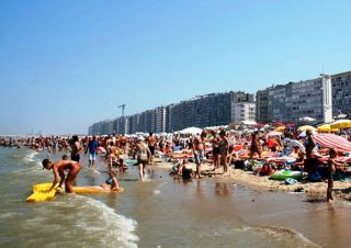 belgium-beach