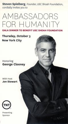 Clooney-invite