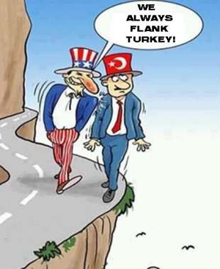 Supporting Turkey