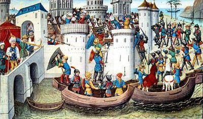 conquestofconstantinoplebythecrusadersin1204