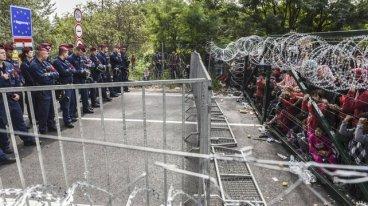 EU fence