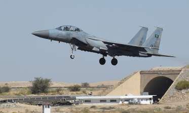 F15 war plane