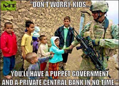 puppet govt