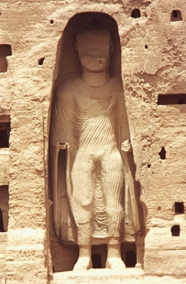 Bamiyan+Buddha+before