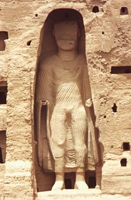 Bamiyan+Buddha+before