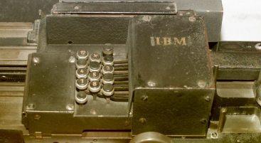 IBM Nazi computer