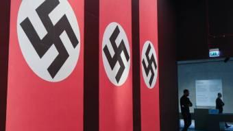 Nazi flags
