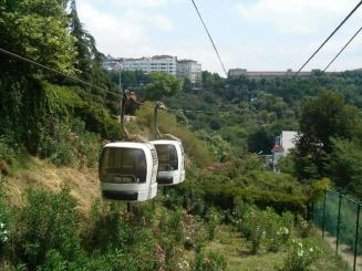 Maçka cable car