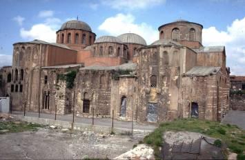Whole monastery