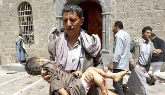 احباط عملية انتحارية بصعدة واستشهاد 135 بتفجيرات صنعاء