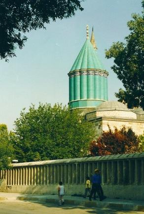 Mevlana's tomb Konya-1