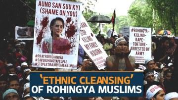 myanmar genocide