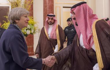 UK saudi relations