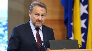 Bosnian leader